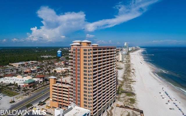 25494 Perdido Beach Blvd #2106, Orange Beach, AL 36561 (MLS #291705) :: Dodson Real Estate Group