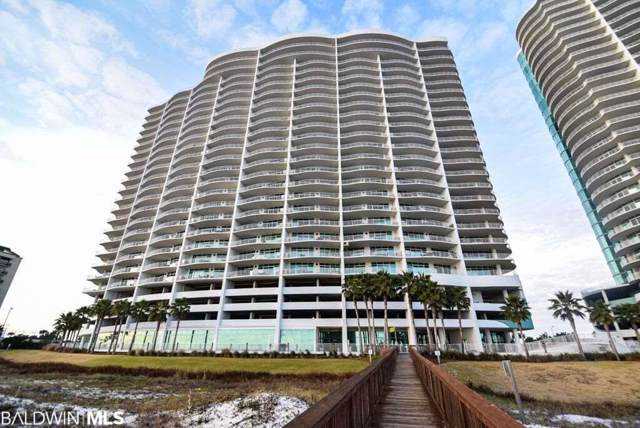26302 Perdido Beach Blvd D-1406, Orange Beach, AL 36561 (MLS #291714) :: Elite Real Estate Solutions