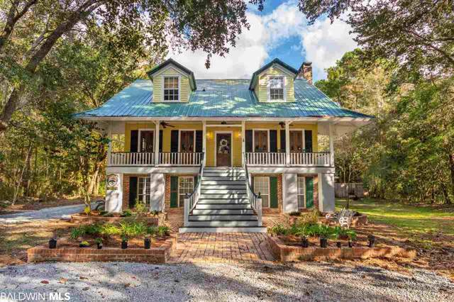 16390 Scenic Highway 98, Fairhope, AL 36532 (MLS #291737) :: Elite Real Estate Solutions