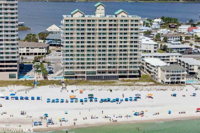 921 W Beach Blvd #905, Gulf Shores, AL 36542 (MLS #291788) :: ResortQuest Real Estate