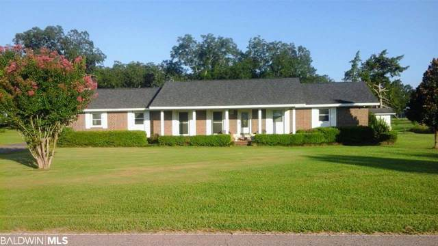 10585 Jack Springs Rd, Atmore, AL 36502 (MLS #291837) :: JWRE Powered by JPAR Coast & County
