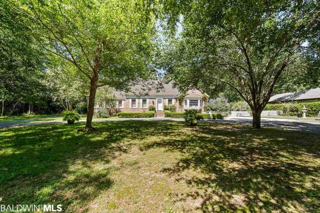 18302 Woodland Drive, Fairhope, AL 36532 (MLS #291858) :: Elite Real Estate Solutions