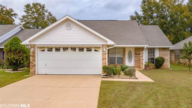 311 Cluster Street, Foley, AL 36535 (MLS #291887) :: Gulf Coast Experts Real Estate Team