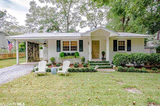 164 Pecan Avenue, Fairhope, AL 36532 (MLS #291939) :: Dodson Real Estate Group