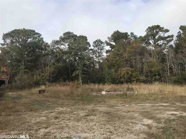 14986 Dauphin Island Pkwy, Coden, AL 36523 (MLS #291971) :: JWRE Powered by JPAR Coast & County