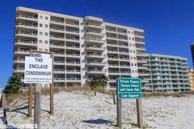 25342 Perdido Beach Blvd #902, Orange Beach, AL 36561 (MLS #292013) :: Ashurst & Niemeyer Real Estate