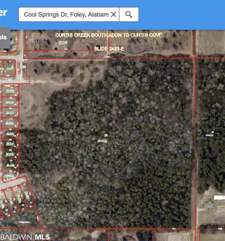 Ph 2 Lot 7 Cool Springs Drive, Foley, AL 36535 (MLS #292023) :: JWRE Powered by JPAR Coast & County