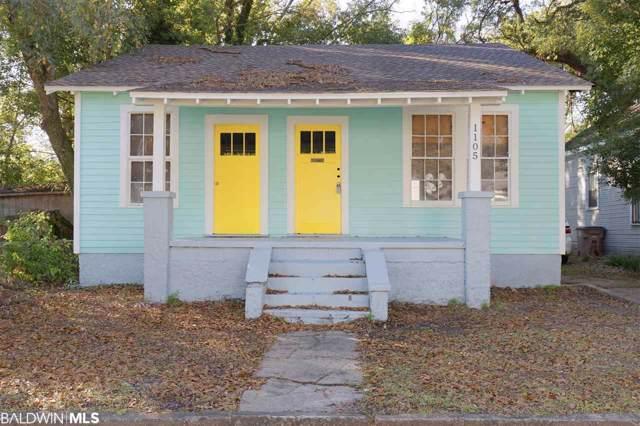1105 Texas Street, Mobile, AL 36604 (MLS #292041) :: Coldwell Banker Coastal Realty