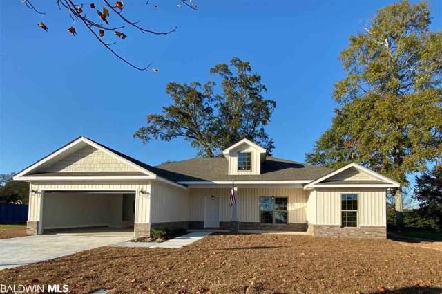 97 Cottage Lane, Atmore, AL 36502 (MLS #292058) :: JWRE Powered by JPAR Coast & County