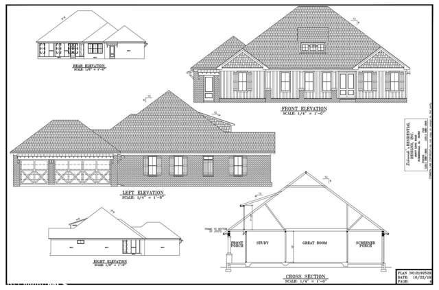 21757 Pillars Street, Fairhope, AL 36532 (MLS #292061) :: Dodson Real Estate Group