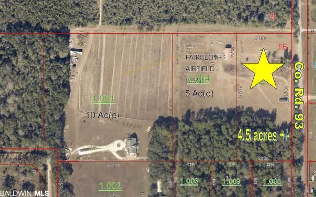 14975 A County Road 93, Lillian, AL 36549 (MLS #292126) :: JWRE Powered by JPAR Coast & County