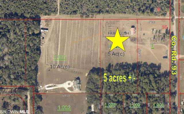 14975 County Road 93, Lillian, AL 36549 (MLS #292127) :: JWRE Powered by JPAR Coast & County