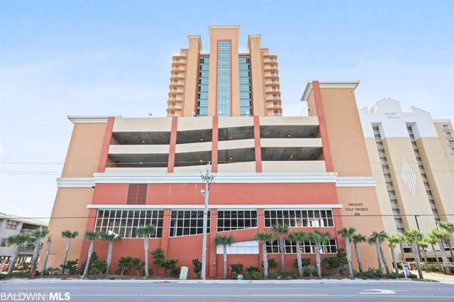 801 W Beach Blvd #803, Gulf Shores, AL 36542 (MLS #292140) :: ResortQuest Real Estate