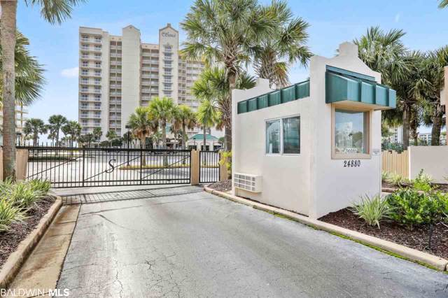 24880 Perdido Beach Blvd #302, Orange Beach, AL 36561 (MLS #292141) :: ResortQuest Real Estate