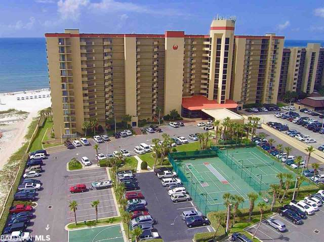 24400 Perdido Beach Blvd #801, Orange Beach, AL 36561 (MLS #292145) :: ResortQuest Real Estate
