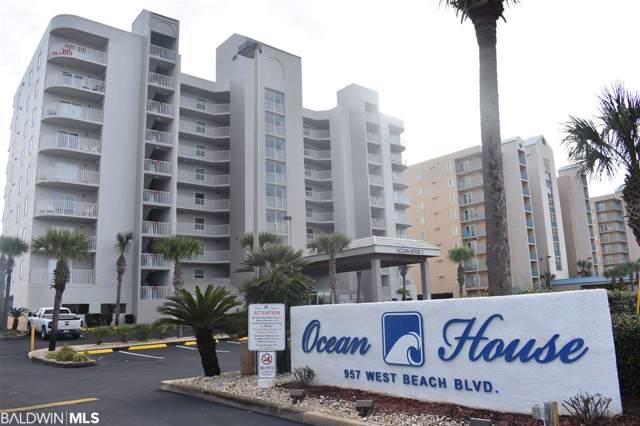 957 W Beach Blvd #1705, Gulf Shores, AL 36542 (MLS #292175) :: JWRE Powered by JPAR Coast & County