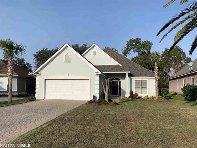 18 Marsh Point, Gulf Shores, AL 36542 (MLS #292183) :: The Kim and Brian Team at RE/MAX Paradise