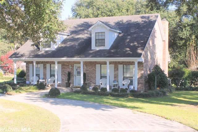 16175 Mcdowell Rd, Bay Minette, AL 36507 (MLS #292210) :: Elite Real Estate Solutions