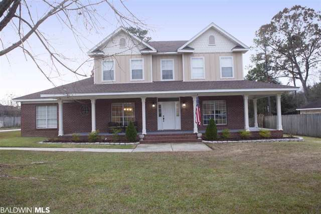 31 General Canby Drive, Spanish Fort, AL 36527 (MLS #292219) :: JWRE Powered by JPAR Coast & County