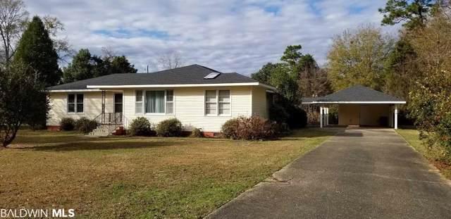 201 E 12th Street, Bay Minette, AL 36507 (MLS #292245) :: Elite Real Estate Solutions