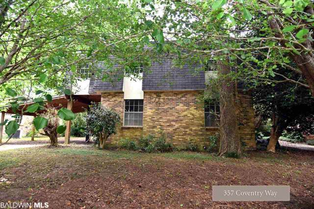357 Coventry Way, Mobile, AL 36606 (MLS #292267) :: Elite Real Estate Solutions