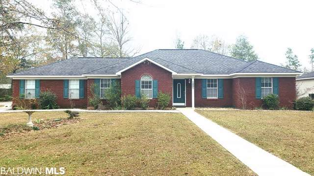 1001 E 5th Street, Bay Minette, AL 36507 (MLS #292281) :: Elite Real Estate Solutions