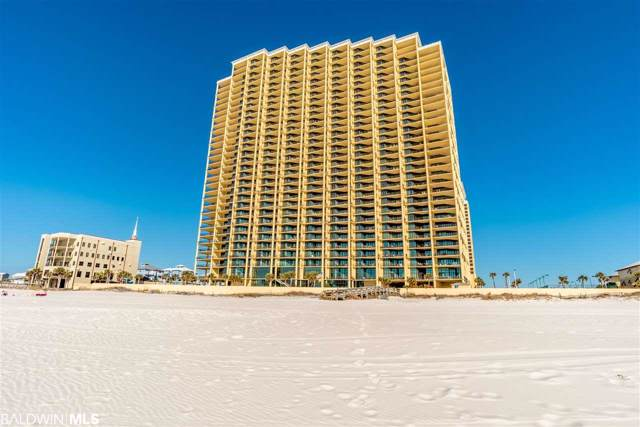 23450 Perdido Beach Blvd #1806, Orange Beach, AL 36561 (MLS #292305) :: JWRE Powered by JPAR Coast & County