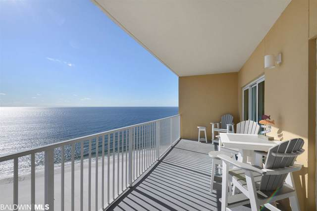 401 E Beach Blvd #1502, Gulf Shores, AL 36542 (MLS #292324) :: JWRE Powered by JPAR Coast & County