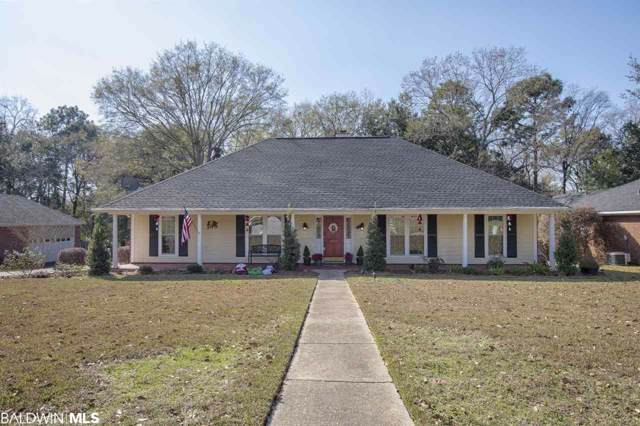 2400 Carrington Drive, Mobile, AL 36695 (MLS #292344) :: Elite Real Estate Solutions