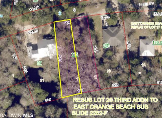 0 Lake Drive, Orange Beach, AL 36561 (MLS #292371) :: Gulf Coast Experts Real Estate Team