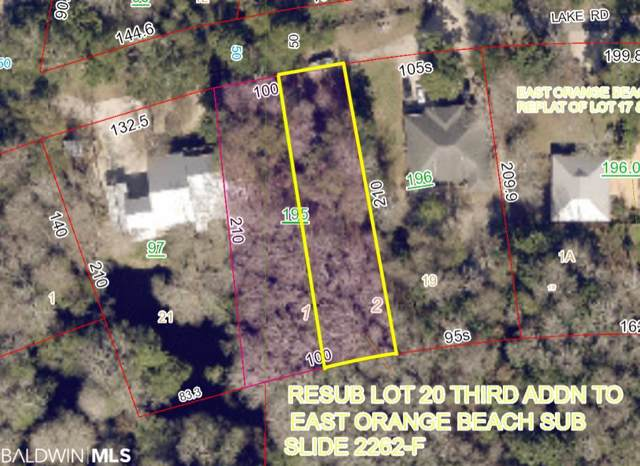 0 Lake Drive, Orange Beach, AL 36561 (MLS #292373) :: Gulf Coast Experts Real Estate Team