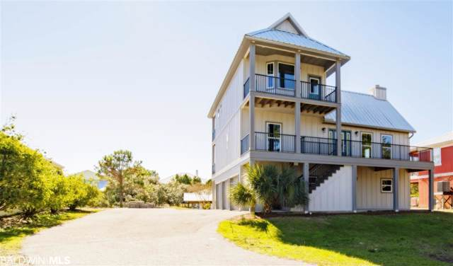 32326 Sandpiper Dr, Orange Beach, AL 36561 (MLS #292516) :: JWRE Powered by JPAR Coast & County
