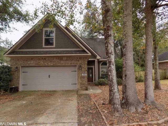 552 Calibre Street, Fairhope, AL 36532 (MLS #292643) :: Elite Real Estate Solutions