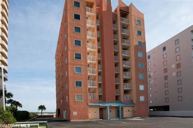 939 W Beach Blvd #604, Gulf Shores, AL 36542 (MLS #292683) :: Elite Real Estate Solutions