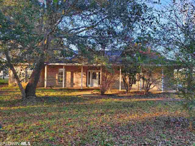 22447 County Road 38, Summerdale, AL 36580 (MLS #293068) :: Elite Real Estate Solutions