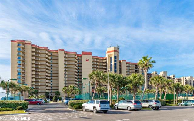24400 Perdido Beach Blvd #616, Orange Beach, AL 36561 (MLS #293079) :: The Kathy Justice Team - Better Homes and Gardens Real Estate Main Street Properties
