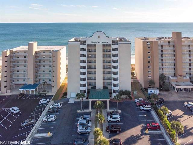 1003 W Beach Blvd #603, Gulf Shores, AL 36542 (MLS #293171) :: Elite Real Estate Solutions