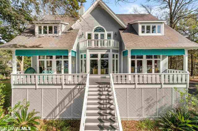 913 Sea Cliff Drive, Fairhope, AL 36532 (MLS #293181) :: Gulf Coast Experts Real Estate Team