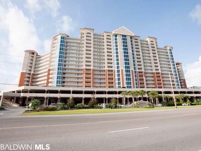 455 E Beach Blvd #1504, Gulf Shores, AL 36542 (MLS #293231) :: Elite Real Estate Solutions