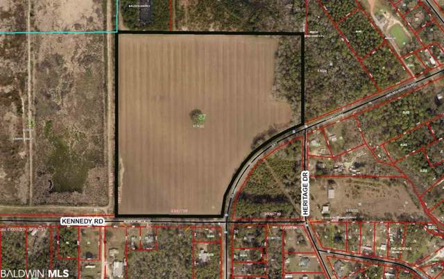 0 Bon Secour Highway, Bon Secour, AL 36511 (MLS #293245) :: JWRE Powered by JPAR Coast & County