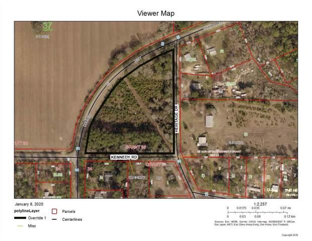 0 Kennedy Rd, Bon Secour, AL 36511 (MLS #293246) :: JWRE Powered by JPAR Coast & County