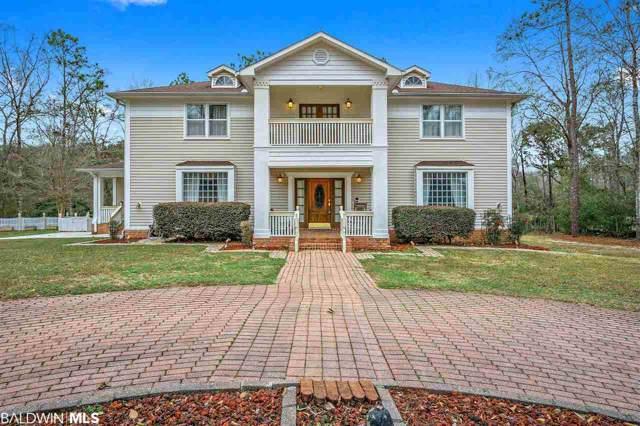 501 Lakeview Drive, Bay Minette, AL 36507 (MLS #293320) :: Elite Real Estate Solutions