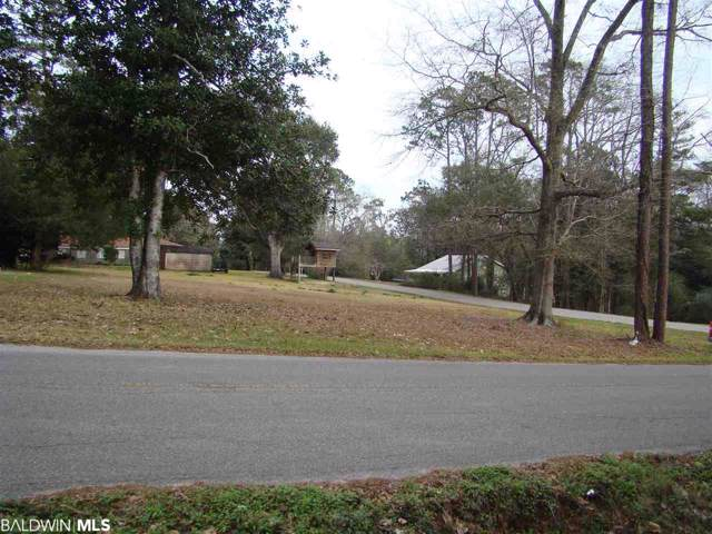 0 N White Avenue, Bay Minette, AL 36507 (MLS #293324) :: JWRE Powered by JPAR Coast & County