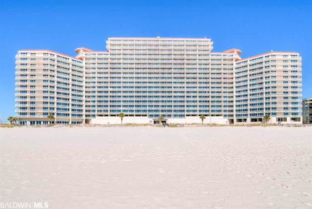 455 E Beach Blvd #1102, Gulf Shores, AL 36542 (MLS #293362) :: Elite Real Estate Solutions