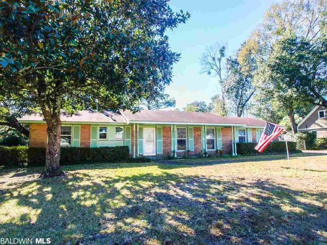 1612 Hillandale Drive, Mobile, AL 36693 (MLS #293401) :: Gulf Coast Experts Real Estate Team