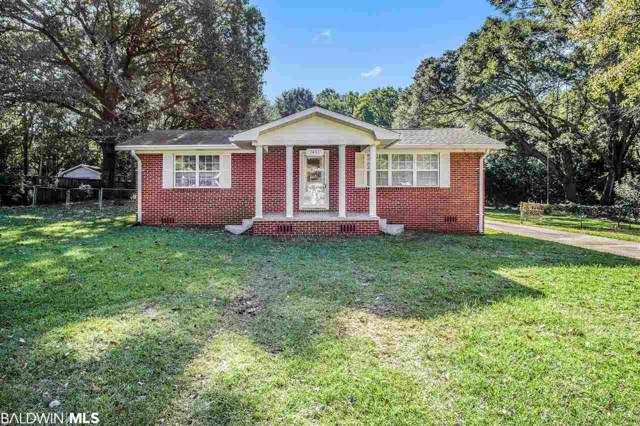 7441 Pinewood Dr, Theodore, AL 36582 (MLS #293438) :: The Kathy Justice Team - Better Homes and Gardens Real Estate Main Street Properties