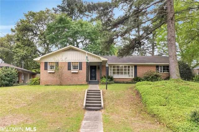 2763 Brookwood Drive, Mobile, AL 36606 (MLS #293446) :: Gulf Coast Experts Real Estate Team