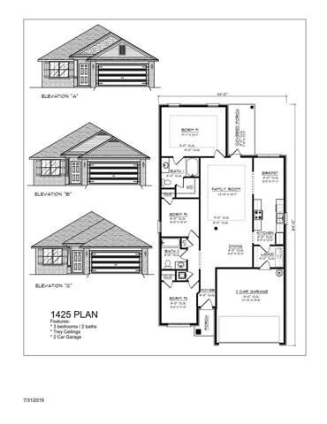 22420 Respite Lane, Foley, AL 36535 (MLS #293449) :: Gulf Coast Experts Real Estate Team