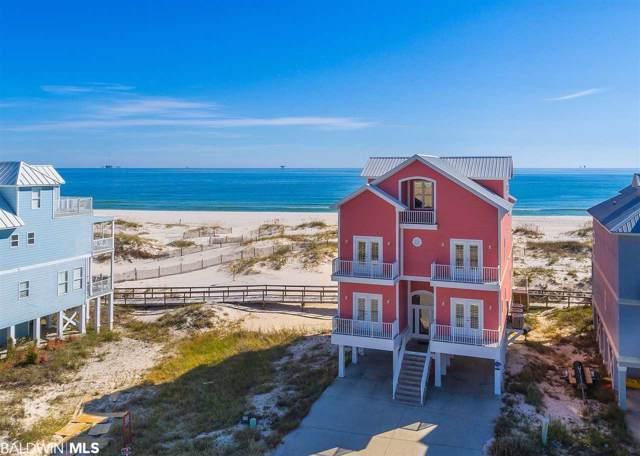 235 Dune Drive, Gulf Shores, AL 36542 (MLS #293480) :: Coldwell Banker Coastal Realty