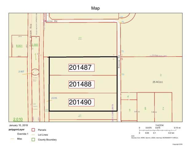 0 Roscoe Rd, Gulf Shores, AL 36542 (MLS #293487) :: Elite Real Estate Solutions